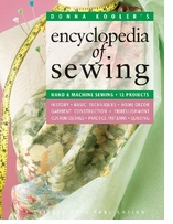 Leisure Arts Encyclopedia Of Sewing