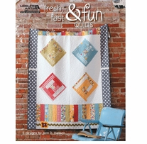 Leisure Arts Fresh, Fast & Fun Quilts