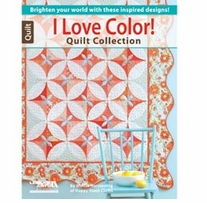 Leisure Arts I Love Color! Quilt Collection