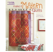 Leisure Arts Make It Modern Quilts