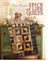 Leisure Arts Miss Rosie's Spice Of Life Quilts