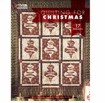 Leisure Arts Quilting For Christmas