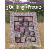 Leisure Arts Quilting With Precuts