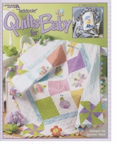 Leisure Arts Quilts For Baby