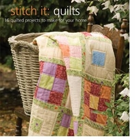 Leisure Arts Stitch It: Quilts