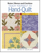 Leisure Arts Teach Yourself To Hand Quilt