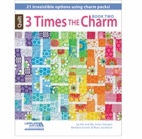 Leisure Arts Three Times The Charm Book Two