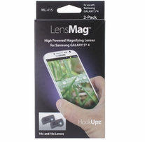 LensMag Magnifying Lenses For Samsung GALAXY S4
