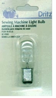 Discount Sewing Supplies Notions - Light Bulb Push-In Base