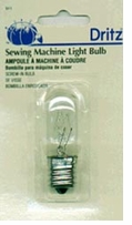 Discount Sewing Supplies Notions - Light Bulb Screw-In Base