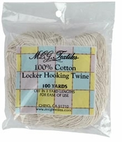 Locker Hooking Twine Natural