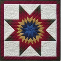 Lone Star Wall Quilt Kit