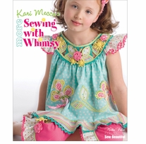 Martha Pullen Publication More Sewing With Whimsy