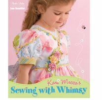 Martha Pullen Publication Sewing With Whimsy