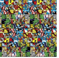 Marvel Comics Comic Patch
