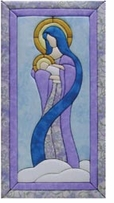 Mary and Baby Jesus Quilt Magic Kit