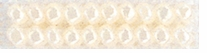 Mill Hill Glass Seed Beads Economy Pack Cream