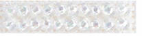 Mill Hill Glass Seed Beads Economy Pack Crystal