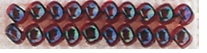 Mill Hill Glass Seed Beads Economy Pack Garnet