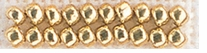 Mill Hill Glass Seed Beads Economy Pack Gold