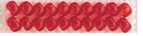 Mill Hill Glass Seed Beads Economy Pack Red Red