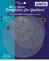 Mix'n Match Templates For Quilters Circle
