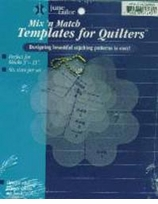 Mix'n Match Templates For Quilters Flower