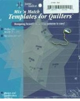 Mix'n Match Templates For Quilters Star