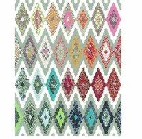 Moon Shine Tula Pink Quilt Top Kit Marquise Quilt Top Kit