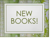New Quilt Books - New Quilting Books - New Sewing Books