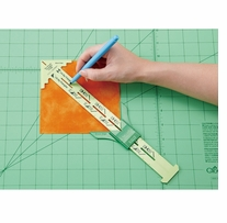 No-Hassles Triangles Gauge By Nancy Zieman