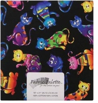 Novelty and Quilt Fabric Pre-Cut #242