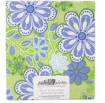 Novelty & Quilt Fabric Pre-Cut Blue #MD-G-PC-291