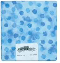 Novelty & Quilt Fabric Pre-Cut Blue Novelty