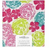 Novelty & Quilt Fabric Pre-Cut Kingston 02