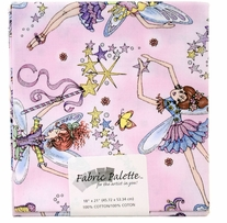 Novelty & Quilt Fabric Pre-Cut Novelty Girl