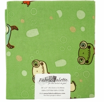Novelty & Quilt Fabric Pre-Cut Novelty Monster