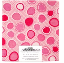 Novelty & Quilt Fabric Pre-Cut Pink