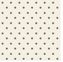 Nursery Rhyme Toile Dot Beige Fabric