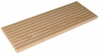 Discount Quilting Notions - Oak Ruler Holder 9 Slot