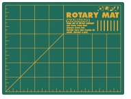 Olfa Rotary Cutting Mats 6inx8in Green