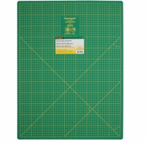 Omnigrid Double Sided Mat Inches, Centimeters 18inX24in