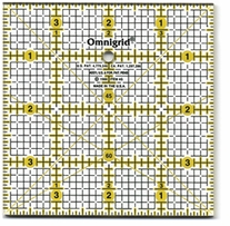 Omnigrid Rulers Quilter's Ruler 4inX4in Grid