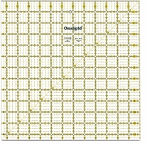 Omnigrid Rulers Quilter's Square 12-1/2inX12-1/2in