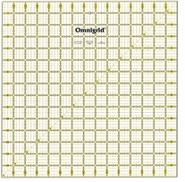 Omnigrid Rulers Quilter's Square 15inx15in