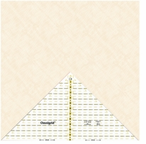 Omnigrid Rulers Right Triangle Up To 12in Diagonal