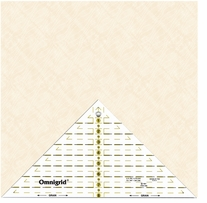 Omnigrid Rulers Right Triangle Up To 8in Diagonal