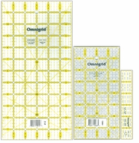 Omnigrid Rulers Rotary Set Basics