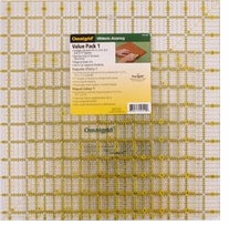 Discount Quilt Supplies - Omnigrid Value Pack #1 4-pc