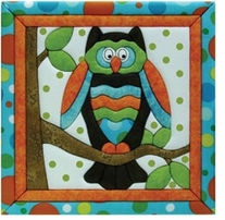 Owl Quilt Magic Kit